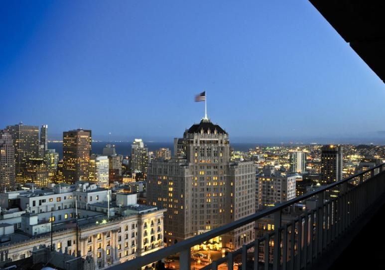 1170 Sacramento Penthouse San Francisco Properties