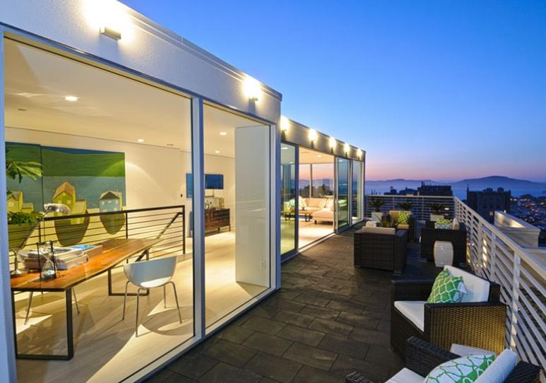 Penthouses in san francisco for sale jon bon joviu0027s for San francisco real estate luxury