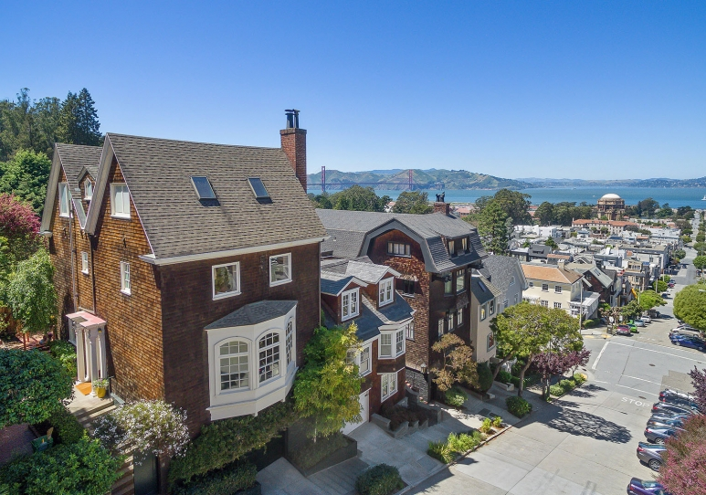 2511 Baker Street San Francisco Properties Luxury