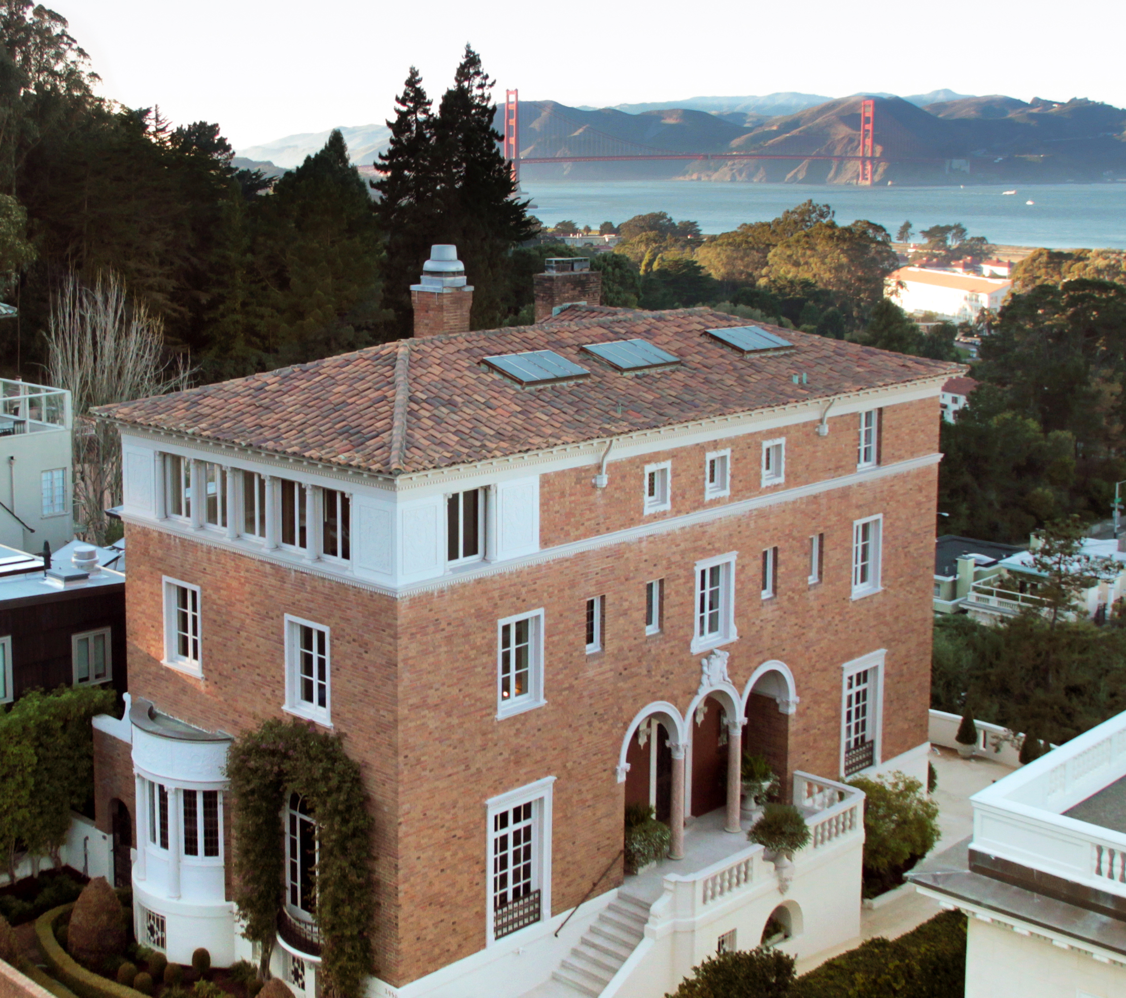 Luxury homes and real estate of san francisco california for San francisco real estate luxury